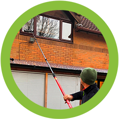 Window cleaning Surrey and London