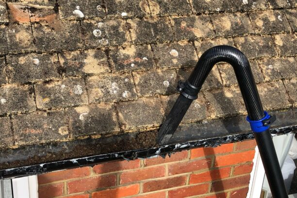 gutter cleaning 2